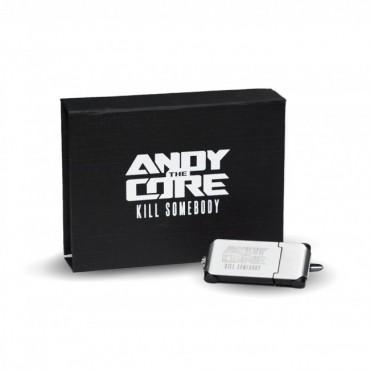 Andy The core Kill somebody LTD USB Album