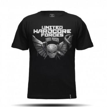 United Hardcore Forces shirt 2017