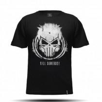 Andy The Core Kill Somebody Short Sleeve shirt