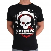Uptempo is the tempo Red T-shirt