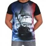 Frenchcore T shirt Revolution