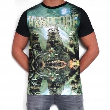 100% Hardcore T-Shirt Subl Jungle
