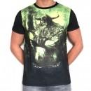 100% Hardcore T-Shirt Subl Viking Green