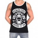 100% Hardcore Singlet Bring it on
