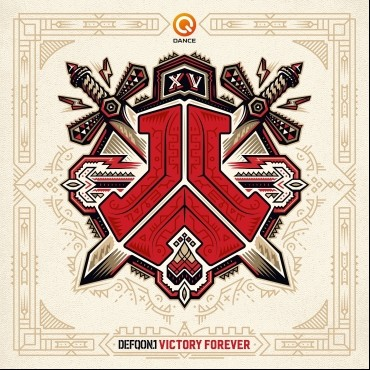 DEFQON.1 2017 Victory Forever 5 CD