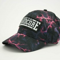 Proud to be Hardcore cap black/purple