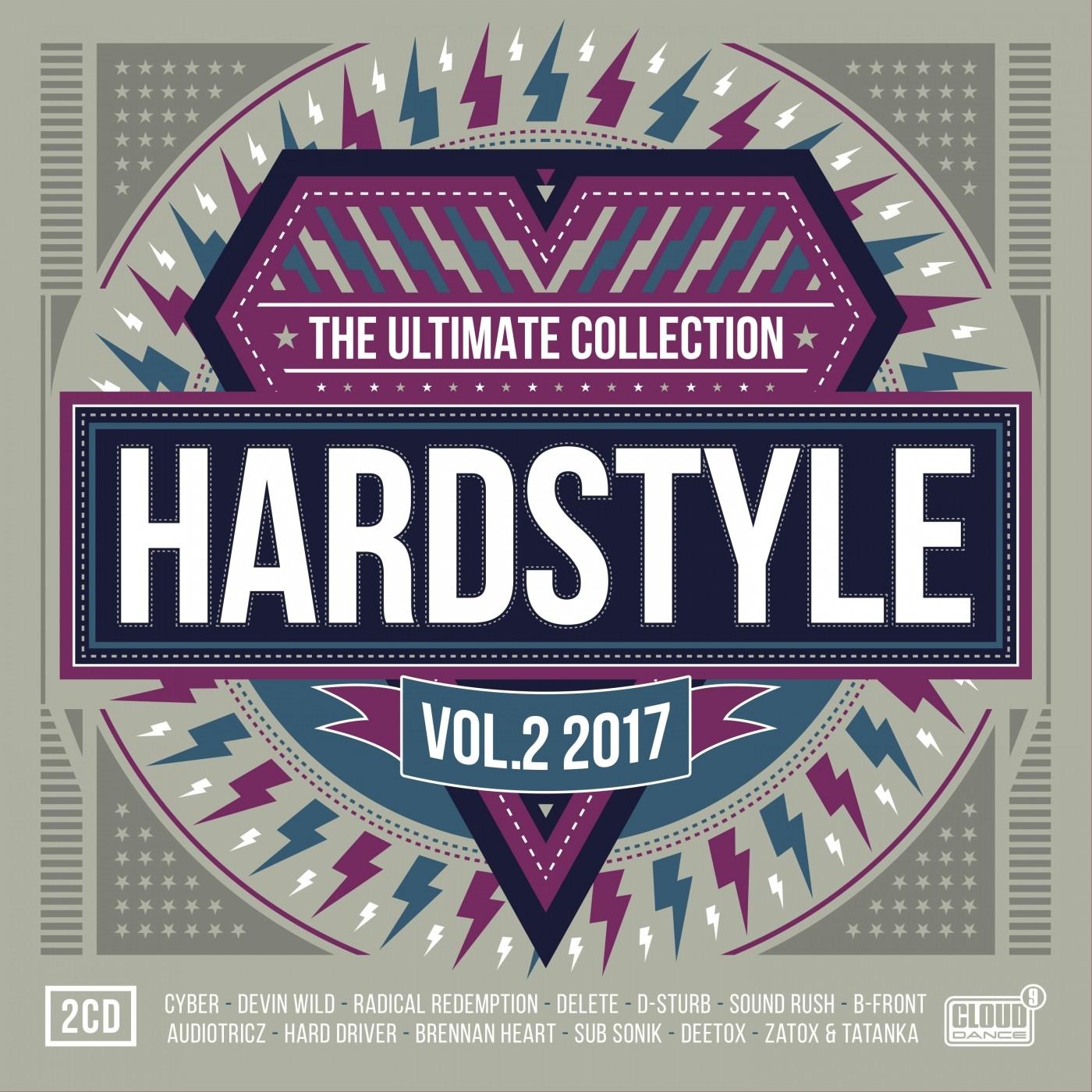 Hardstyle t u c 2017 vol 2 cldm2017006 cd rigeshop for Hardstyle house