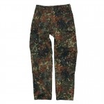 Army Pants Flecktarn camo