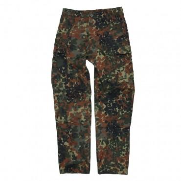 Army Pants Flecktarn camo