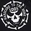 100% Hardcore Shortsleeve Bonecircle