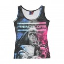 Frenchcore Lady Singlet Justice