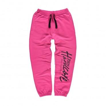100% Hardcore Lady Jog pants pride pink