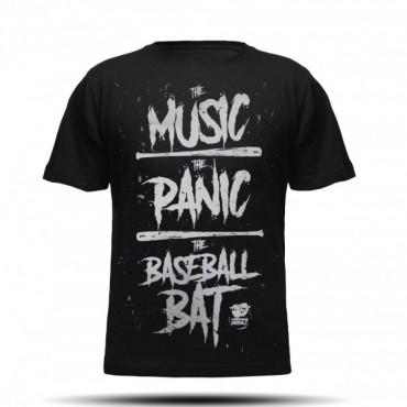 Underground Vandalz Logo t shirt