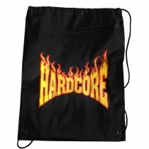 Hardcore Flame Gym Bag