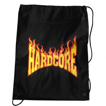 Hardcore Flame Gym Bag