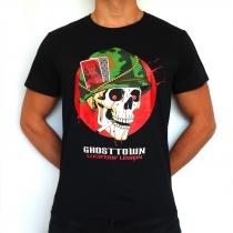 D2E Ghosttown 2017 T-shirt