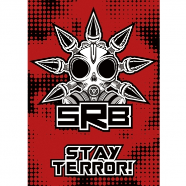 SRB presents This Is Terror Poster