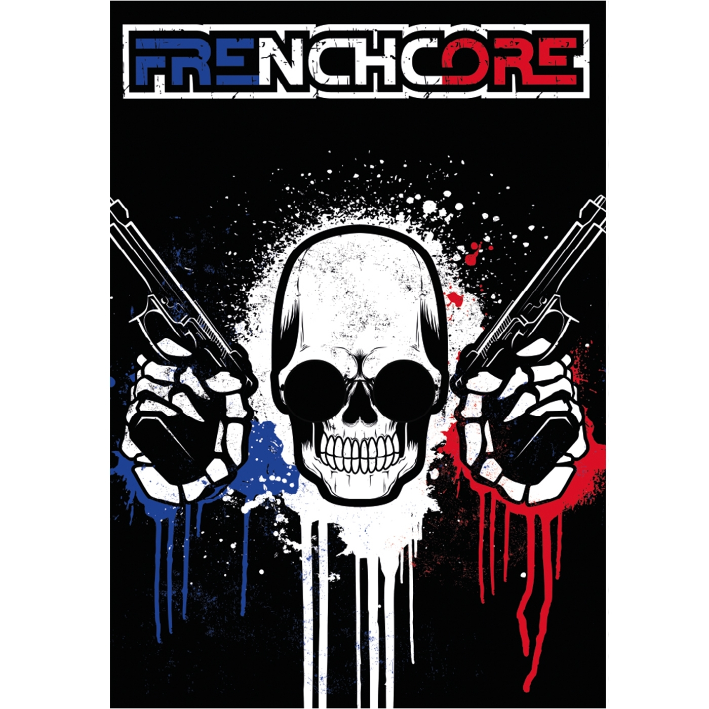 Frenchcore Poster Frcposter17 Poster Rigeshop