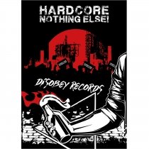 Disobey Records Poster