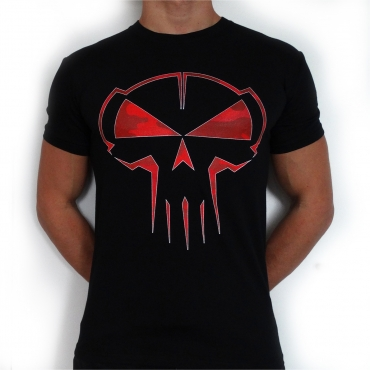 Rotterdam Terror Corps Urban Red T Shirt