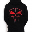 Rotterdam Terror Corps Urban Red Hooded
