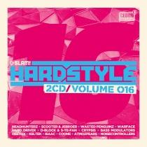 Slam! Hardstyle 2017 Vol 16
