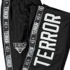 TERROR Trainings Pants Logo Black