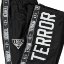TERROR Trainings Pants Logo Black