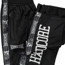 100% Hardcore Trainings pants logo black