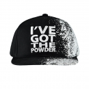 100% Hardcore Snapback Powder