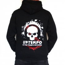 Uptempo Is The Tempo Hooded Sweater