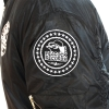 Peacock Records Bomber Stitched