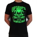 UPTEMPO Shirt BPM Black