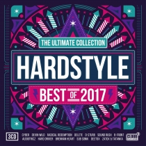 Hardstyle TUC Best Of 2017 3cd