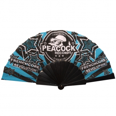 Peacock Records Fan 2017
