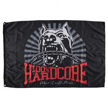 100% Hardcore Dog-1 Banner