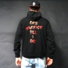 DRS Warrior Till I Die Hooded