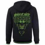 TERROR Hooded Zipp Mask Noize
