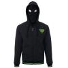 TERROR Hooded Zipp Mask Noize
