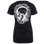 TERROR LADY T-SHIRT CIRCLE OF DEATH