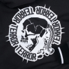 TERROR LADY HOODED ZIPPER CIRCLE OF DEAT