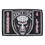 100% HARDCORE Flag Die Hard