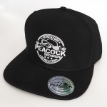 Peacock Records Snapback