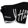 100% Hardcore Hotpants Black/White
