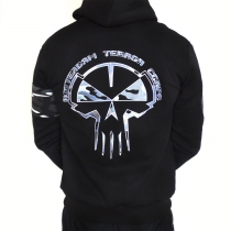 Rotterdam Terror Corps Hooded Zipper Urban Camouflage