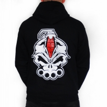 DRS Red Star Hooded Sweater