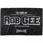 100% Hardcore VS Rob Gee Banner