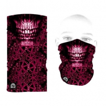 100% Hardcore Bandana Gear Skull