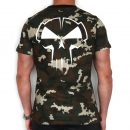 RTCIn Hardcore We Trust T shirt camo