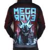 Megarave Trainings Jacket (hooded)